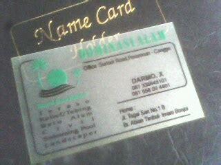 Jual Plastik Kartu Nama Name Tag Plastik 8 5 X 11 Cm Berdiri bali grafis printing kartu nama