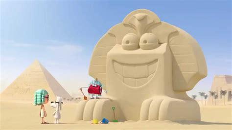Mister Peabody And Sherman Set Happy Meal Mc Donalds Mcd Mekdi Murah happy meal commercial hd mr peabody sherman
