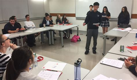 news your competition success high school students get a preview of business competition