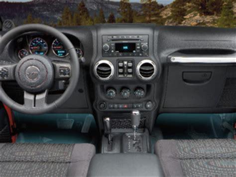 2013 Jeep Wrangler Interior Accessories by 2013 Jeep Wrangler Interior Trim Appliques 4 Door