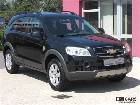 2007 chevrolet captiva 2 0 ls 2wd 7 seater car photo and