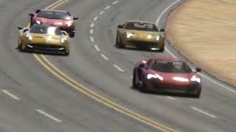 Pagani Huayra Vs Lamborghini Aventador Battle Pagani Huayra Vs Mclaren 675lt Vs Lamborghini