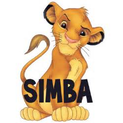 image gallery simba drawing