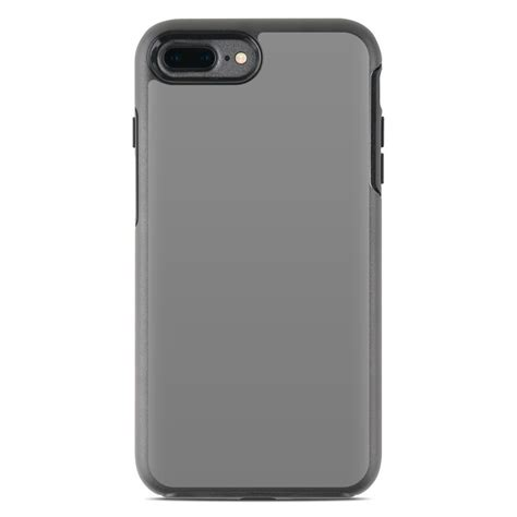 otterbox symmetry iphone 7 plus skin solid state grey by solid colors decalgirl