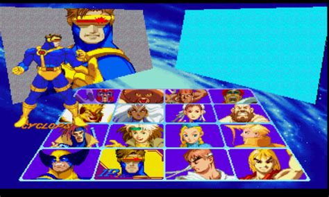 emuparadise xmen vs street fighter x men vs street fighter u iso