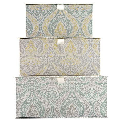 gordmans bedding paisley flip top box gordmans decor inspiration