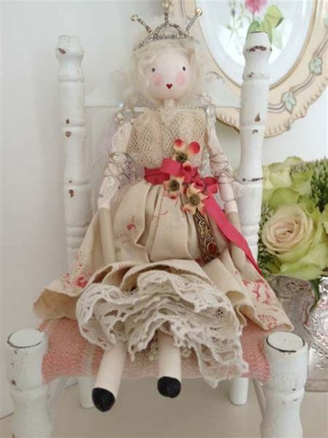 Handcrafted Fairies - 15 best images about handmade dolls on