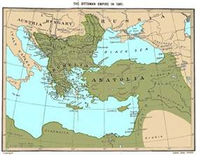Ottoman Empire 1815 Pin Ottoman Empire Map 1815 On