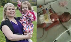 tuesday daily mail health section new mother almost died after c section scar became