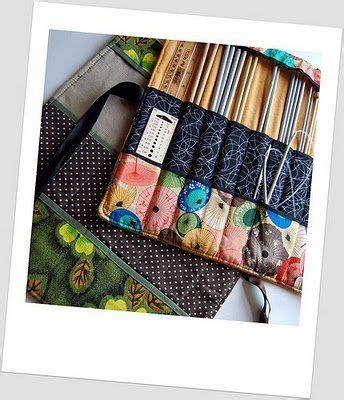 fabric mart fabricistas diy tutorial crochet hook case 36 best knitting needles case images on pinterest filet
