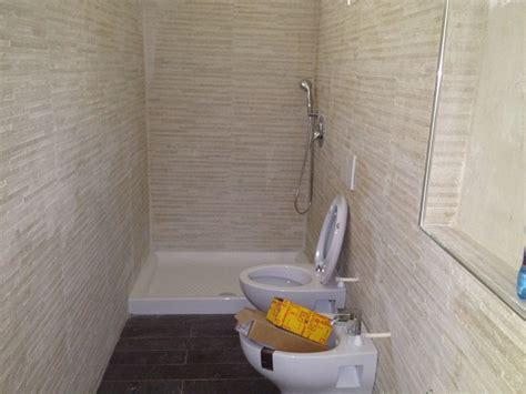 bagno rivestimento pietra foto bagno con rivestimento in pietra di ms impresa srl