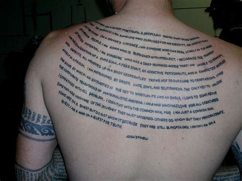 tattoo quotes about life for guys awesome back quotes tattoo for men cool man tattoos