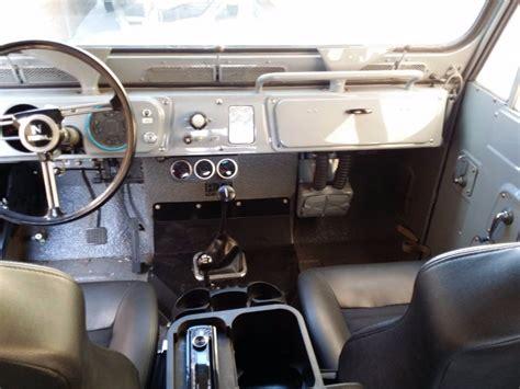 1967 nissan patrol interior 1967 nissan patrol rare 4x4 new 350 hp 5 0 fuel