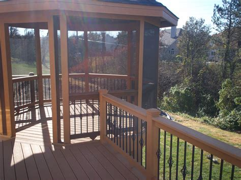 deck  gazebo builders  st louis adding shade st