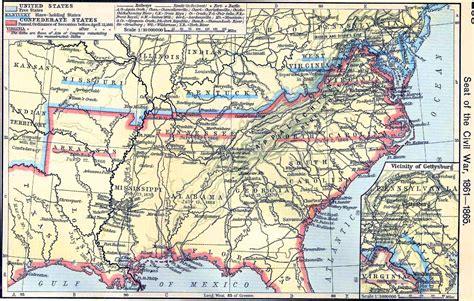 civil war usa map civil war 2061 an epic war