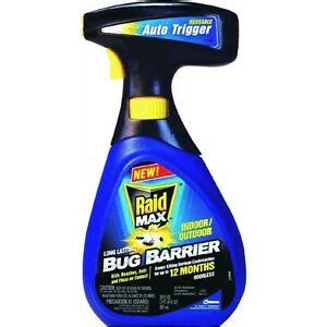raid bug barrier battery operated trigger  pk