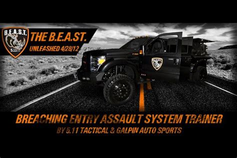 Tactical Beast 5 11 5 11 tactical gas the b e a s t recoil magazine