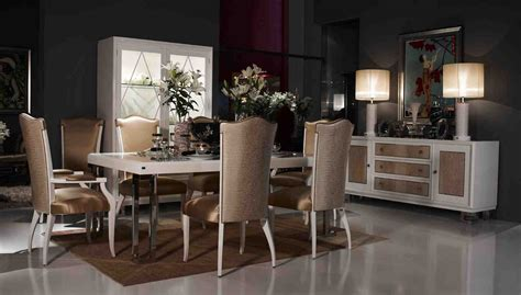 furniture make a statement in the dining room with three dining room interiors furniture interior decoration in dubai