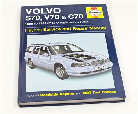 hayes auto repair manual 1998 volvo c70 on board diagnostic system volvo haynes repair manual v70 c70 s70 haynes 3573 fcp euro