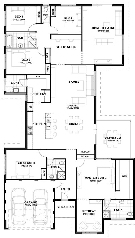 master up floor plans georgetown hall house plan master up traditional 2 story