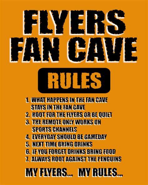 philadelphia flyers bedroom ideas philadelphia flyers nhl hockey sports team fan cave rules memorabilia art poster print