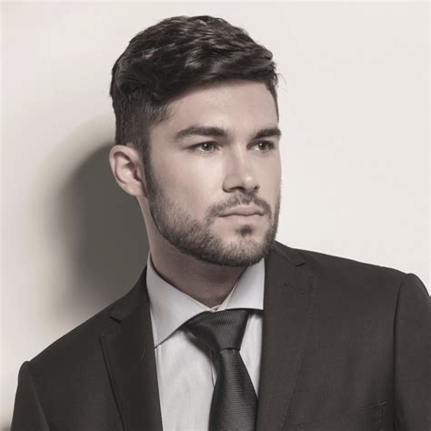 mens business hairstyle more serious hairstyle recommendations for upcoming