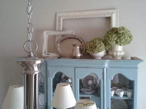 what to put on top of china cabinet top of china cabinet vignette let s go home
