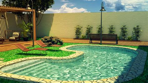 Small Backyard Pools Cost Small Pool Ideas For Small Yard