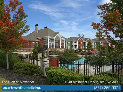 3 bedroom apartments in augusta ga the glen at alexander apartments augusta ga apartments