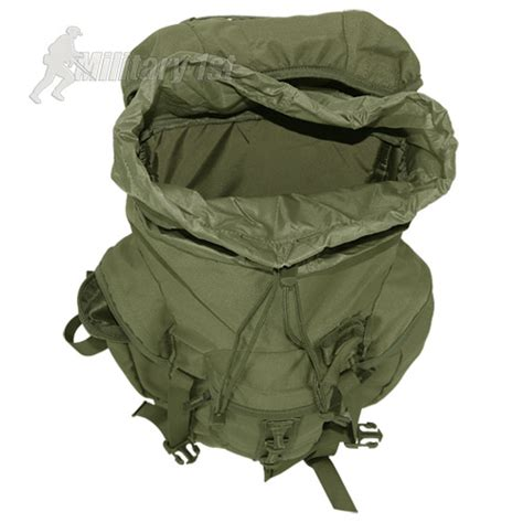 new army rucksack army rucksack backpack bergen forces 25 ltr olive green ebay
