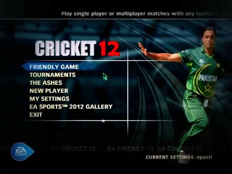 ea games free download cricket 2010 full version ea sports cricket 2012 game free download download free