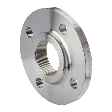 Flange Threded Stainless Steel threaded flange stainless flange