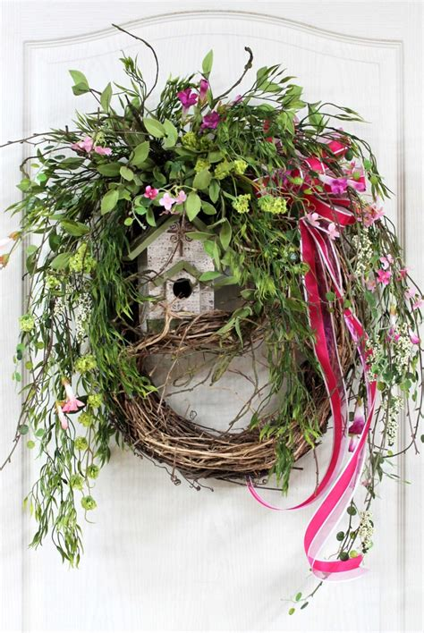 Country Wreaths For Front Door Country Summer Wreath Front Door Decor