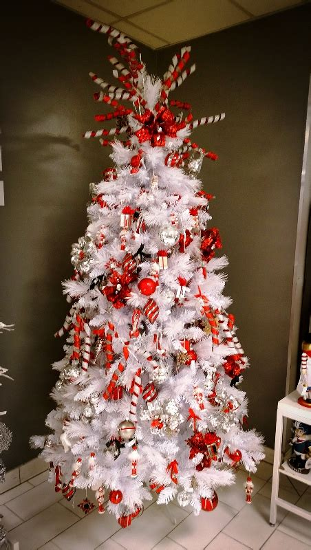 red  white christmas decorations ideas decoration love