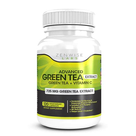 r squared supplement advanced green tea extract review