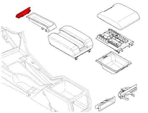 Bmw Interior Parts Catalog by Bmw 5 Series E39 1996 2003 Interior Trim Page 1