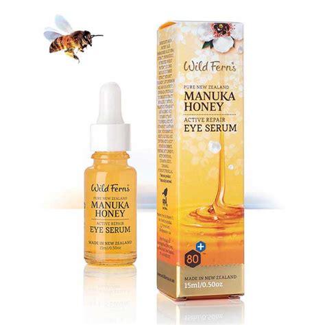 Vitatree Propolis Spray Complex With Manuka Honey 15 ferns manuka honey active repair eye serum skincarenz