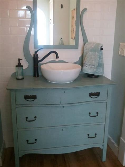 dresser made into bathroom vanity 25 best ideas about dresser vanity on pinterest dresser