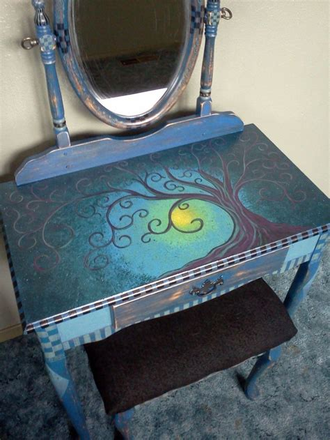 wicker elephant tisch funky painted furniture painted furniture