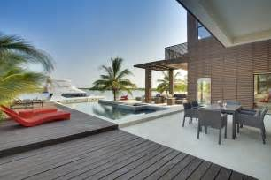 Luxury Homes In Belize Luxury Living In Belize Orchid Marina Residential Complex Freshome