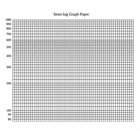 semi log graph paper 7 sle log graph papers sle templates