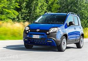 Fiat Panfa New Fiat Panda City Cross Arrives Just In A Panda