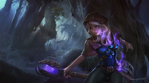 Lu X 73 league of legends hd wallpapers backgrounds
