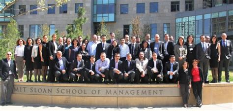 Mit Mba International Students by Executive Mba Students Talk About Their Mit Sloan