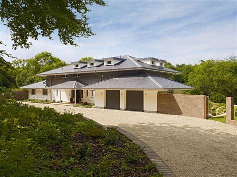 Musterhäuser Amerikanischer Stil by Mediterranes Haus Baufritz Haus Hauck