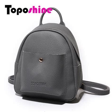 Bag Korea Po G3274who aliexpress buy toposhine mini new korean backpacks fashion pu leather shoulder bag