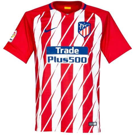 Jersey Madrid Home 2017 atletico madrid home jersey 2017 2018