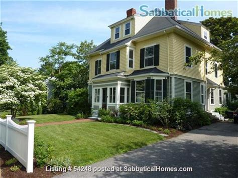 sabbaticalhomes home for rent newton massachusetts 02458