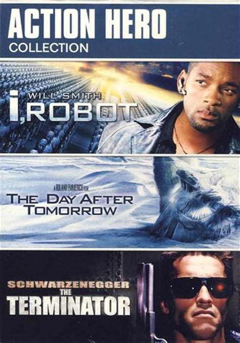action film questions i robot the day after tomorrow the terminator action