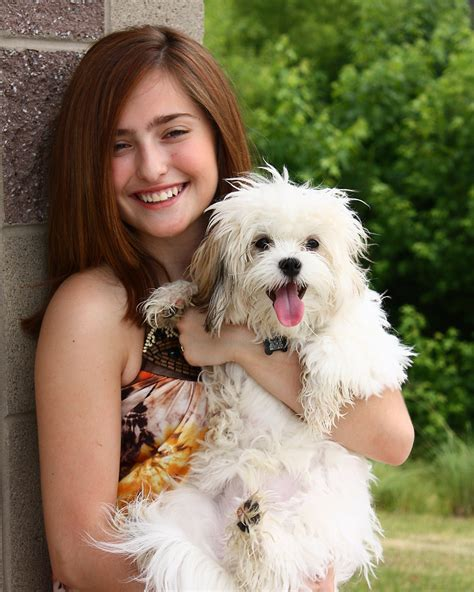 free of with dogs free stock photo a posing with a small 14653